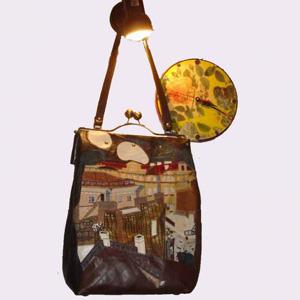Любимый город, Женские сумки ручной работы