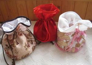 сумочки-мешочки, Женские сумки ручной работы