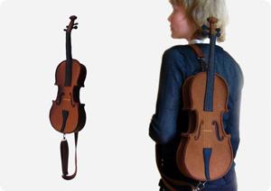 Сумка Скрипка, Женские сумки ручной работы