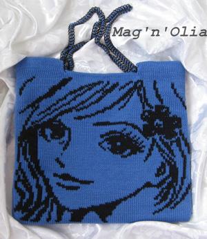 Сумка «Девушка», Женские сумки ручной работы