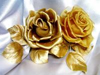 Украшение розы Анабель